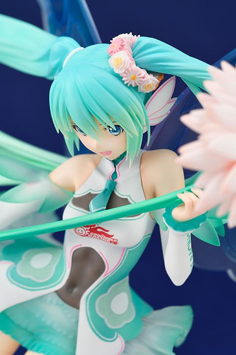 Figurine Hatsune Miku – GOOD SMILE Racing – Vocaloid