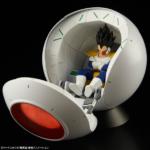 Figurine Vegeta : Saiyan Space Pod – Dragon Ball Z