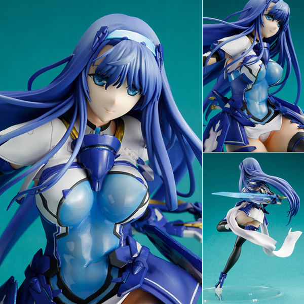 Figurine Shinki Ixseal – Choukou Shinki Ixseal