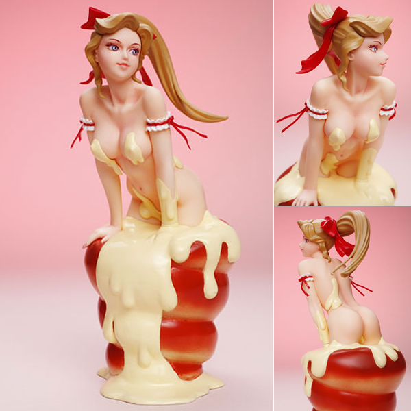 Figurine Cream Cor-Ne – Strawberry