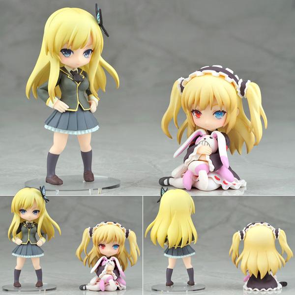Lot 2 figurines Kashiwazaki Sena & Hasegawa Kobato – Boku wa Tomodachi ga Sukunai