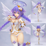 Figurine Purple Heart (Limited + Exclusive) – Yonmegami Online Cyber Dimension Neptune
