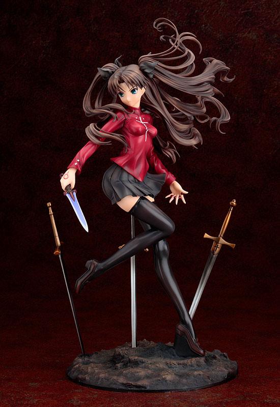 Figurine Tohsaka Rin – Gekijouban Fate/stay Night Unlimited Blade Works