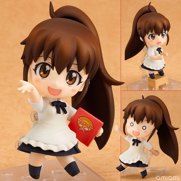Figurine Nendoroid Taneshima Popura – Working!!
