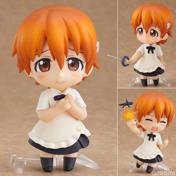 Figurine Nendoroid Inami Mahiru – Working!!