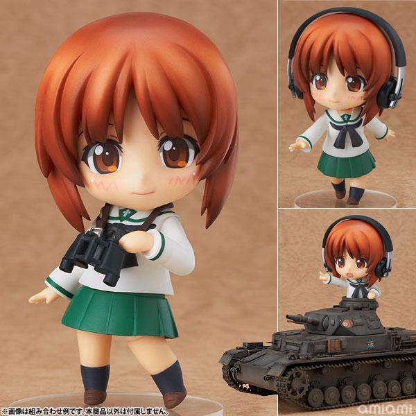 Figurine Nendoroid Nishizumi Miho – Girls und Panzer