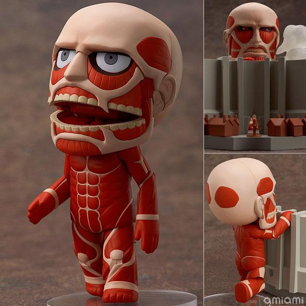 Figurine Nendoroid Colossal Titan – Shingeki no Kyojin