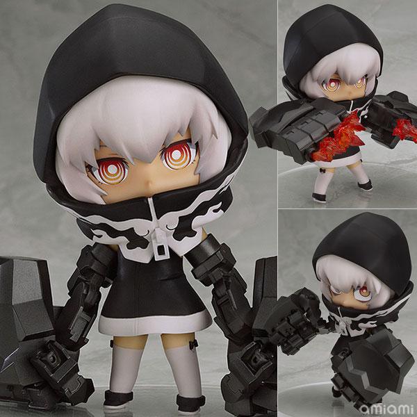 Figurine Nendoroid Strength – Black ★ Rock Shooter