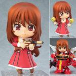 Figurine Nendoroid Erica Fontaine – Sakura Taisen 3 ~Paris wa Moeteiru ka?~
