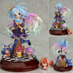 Figurines Hatsuse Izuna, Jibril, Shiro, Sora, Stephanie Dola – No Game No Life