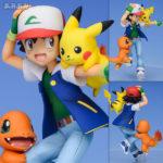 Figurine Sacha (Red) – Pokemon