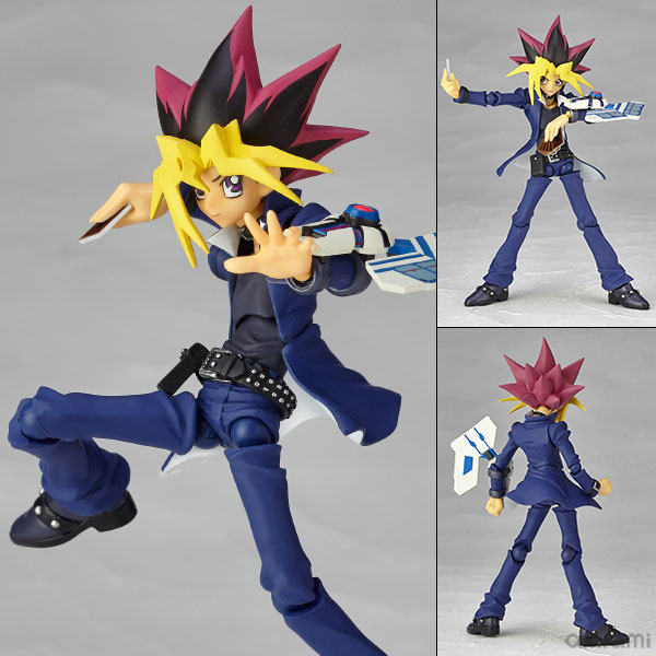 Figurine Mutou Yugi – Gekijouban Yu-Gi-Oh! The Dark Side of Dimensions