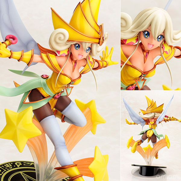 Figurine Lemon Magician Girl – Gekijouban Yu-Gi-Oh! The Dark Side of Dimensions