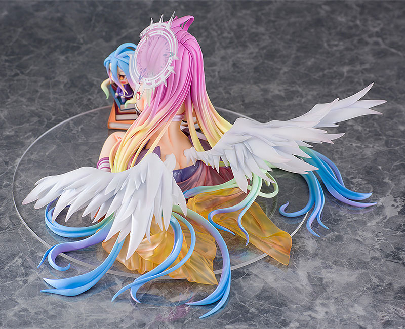 Figurines Jibril, Shiro – No Game No Life