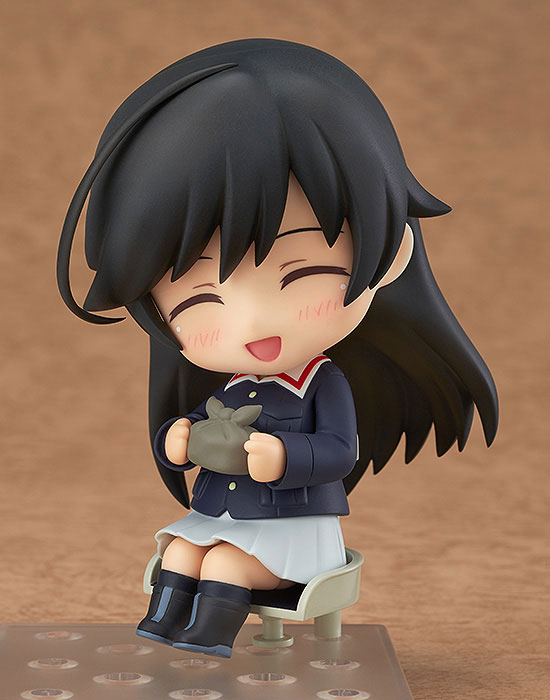 Figurine Nendoroid Isuzu Hana – Girls und Panzer
