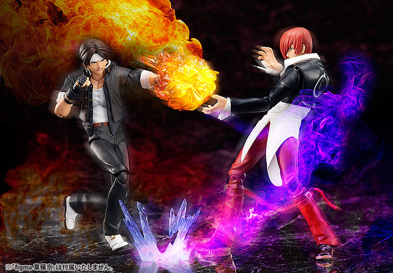 Figurine Yagami Iori – The King of Fighters '98 Ultimate Match