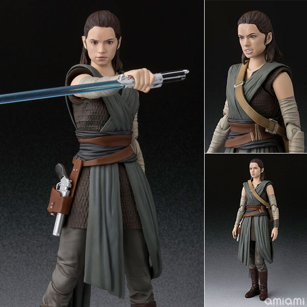 Figurine Rey – Star Wars: The Last Jedi