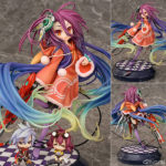 Figurines Corone Dola, Riku Dola, Shuvi Dola – Eiga No Game No Life Zero