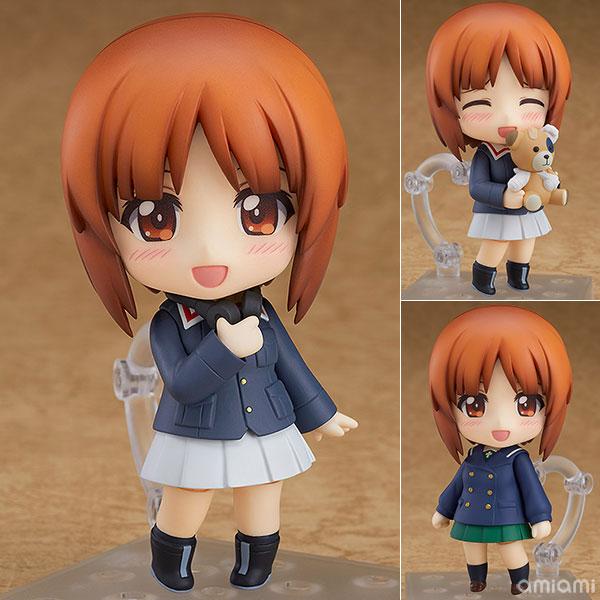 Figurine Nendoroid Nishizumi Miho – Girls und Panzer: Saishuushou