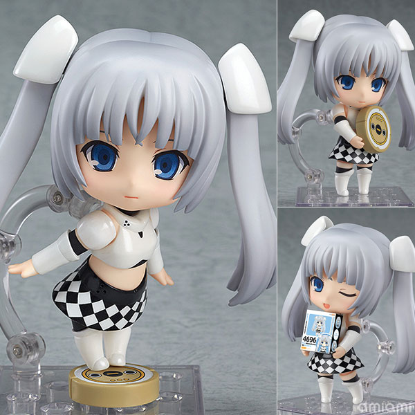 Figurine Nendoroid Miss Monochrome – Miss Monochrome