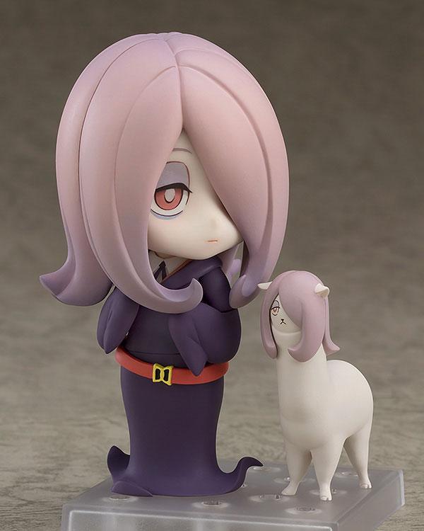 Figurine Nendoroid Sucy Manbavaran – Little Witch Academia