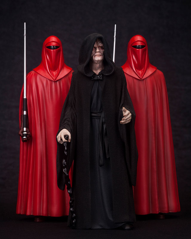 Figurine Emperor Palpatine (Darth Sidious) – Star Wars: Episode VI – Return of the Jedi