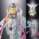 Figurine Angewomon, Tailmon – Digimon Adventure