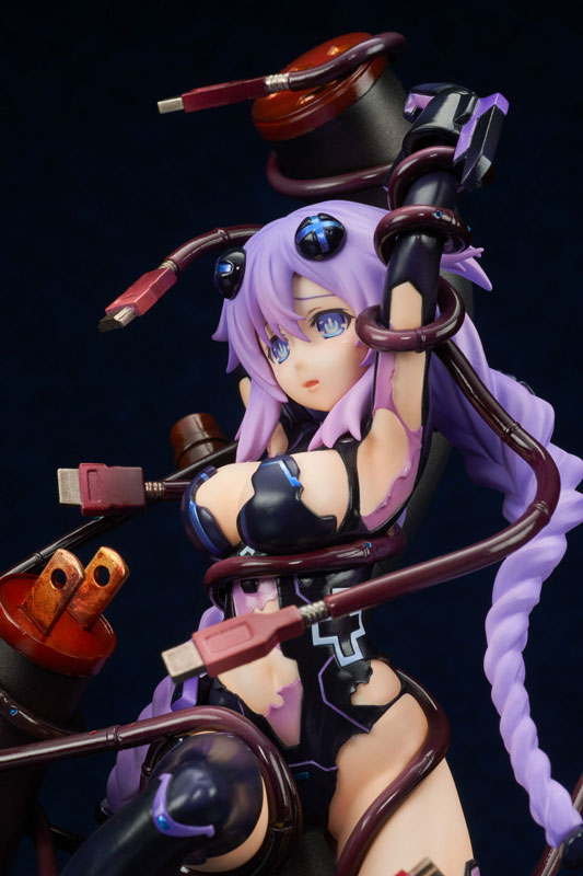 Figurine Purple Heart – Choujigen Game Neptune