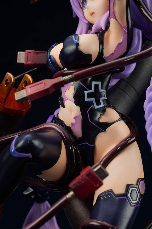 Figurine Purple Heart – Choujigen Game Neptune