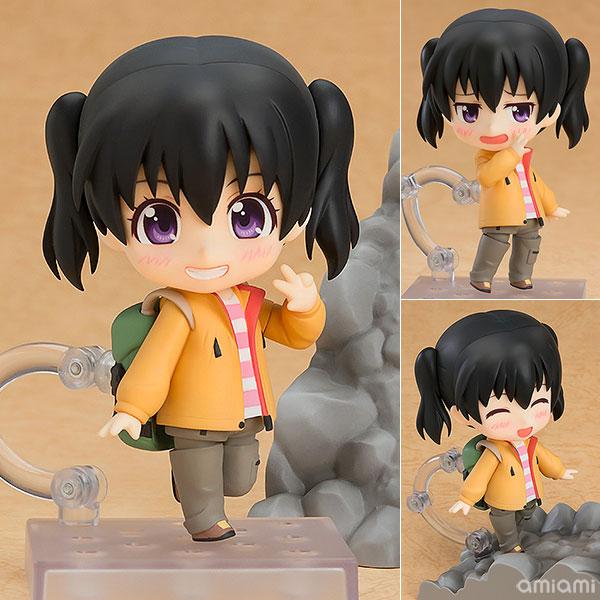 Figurine Nendoroid Kuraue Hinata – Yama no Susume