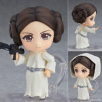 Figurine Nendoroid Princess Leia Organa – Star Wars: Episode IV – A New Hope