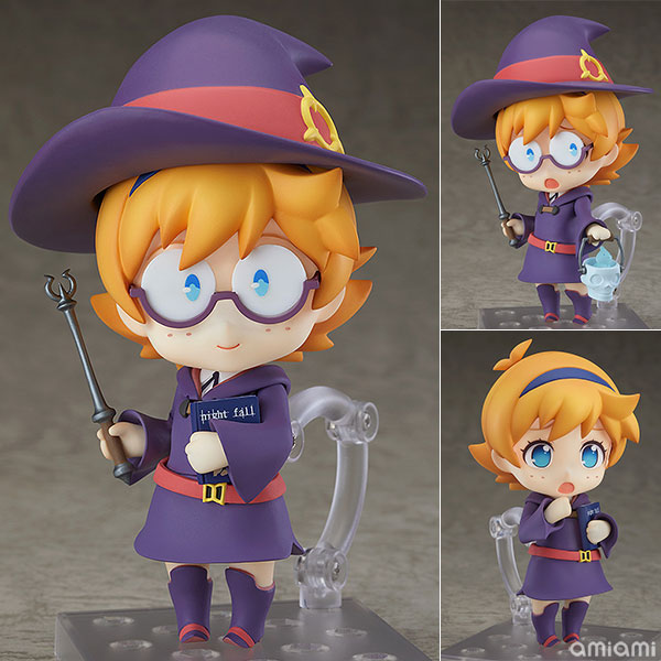 Figurine Nendoroid Lotte Yanson – Little Witch Academia