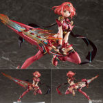 Figurine Homura – Xenoblade 2