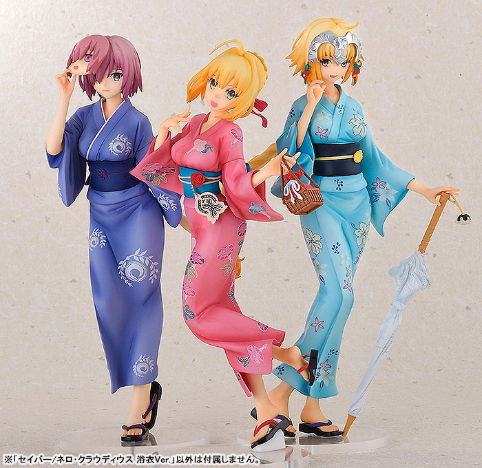 Figurine Saber EXTRA – Fate/Grand Order