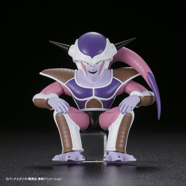 Figurine Freezer (First Form) : Freezer Small Pod – Dragon Ball