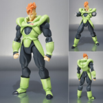 Figurine Cyborg C16 – Dragon Ball Z