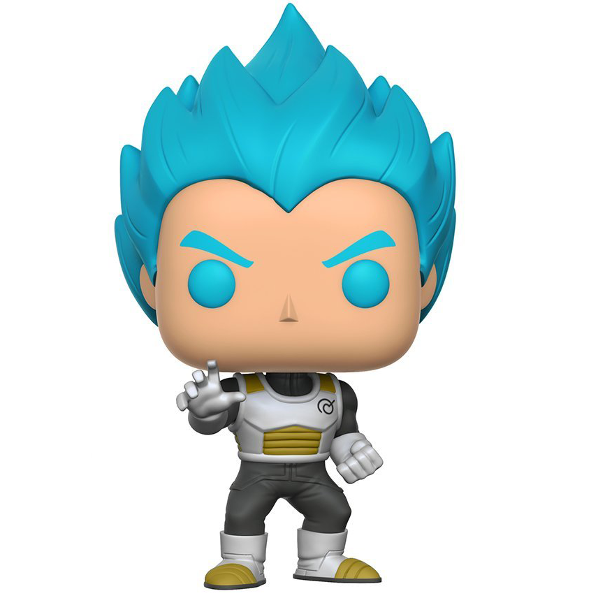 Figurine Funko Pop Vegeta Super Saiyan Blue – Dragon Ball Super