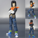 Figurine Cyborg C17 – Dragon Ball Z