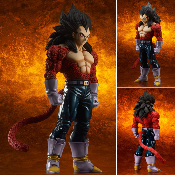 Figurine Vegeta SSJ4 – Dragon Ball GT