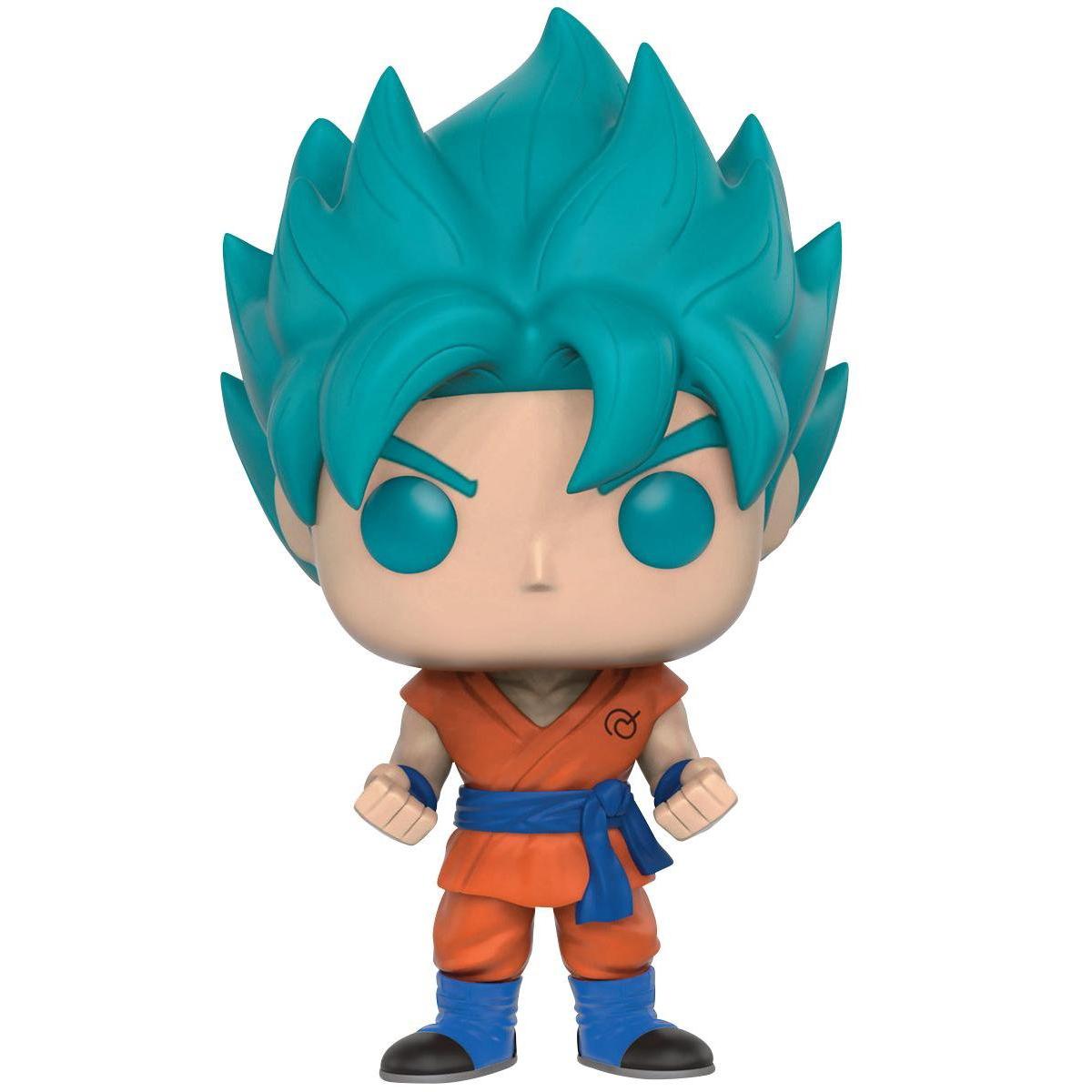 Figurine Funko Pop Son Goku SS Blue – Dragon Ball Super