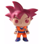 Figurine Funko Pop Son Goku Super Saiyan God – Dragon Ball Super