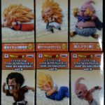 Banpresto Dragon Ball WCF ANIME 30th ANNIVERSARY vol.4 (Lot de 6 WCF)