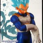Figurine Vegeta Super Saiyan Blue