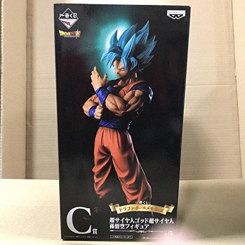 Figurine Son Goku SSJ God SS (Son Goku Super Saiyan Blue) – Dragon Ball Super