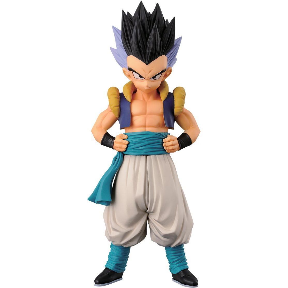 Figurine Gotenks (Gotrunks) – Dragon Ball Super