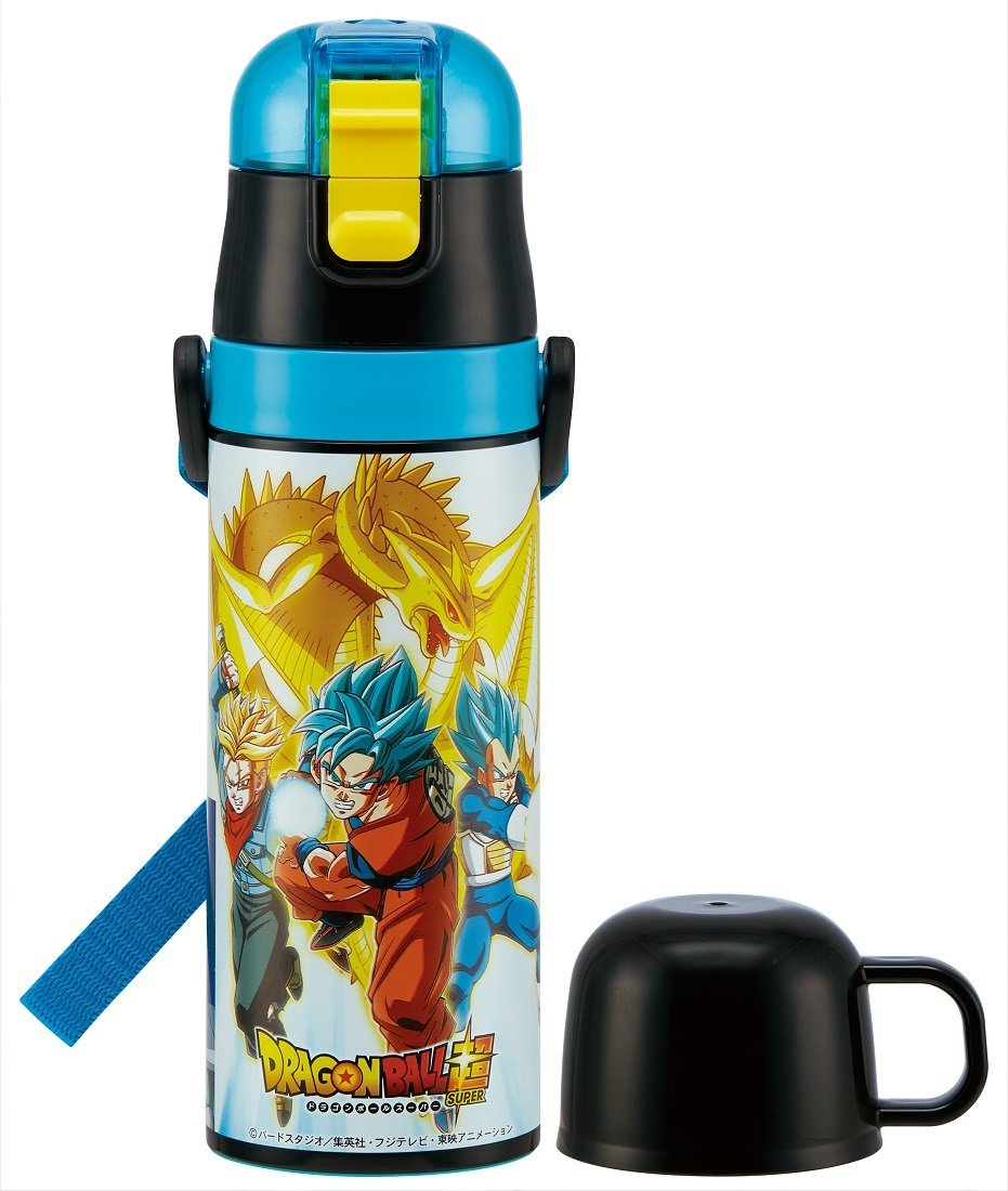 Gourde Thermal (470ml) – Dragon Ball Super