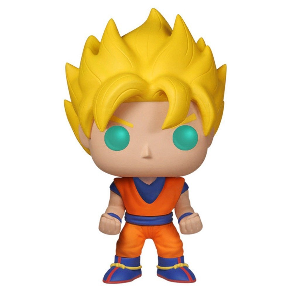 Figurine Funko Pop Son Goku Super Saiyan – Dragon Ball Z