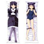 Taie d'oreiller de Gokou Ruri (160cm×50cm) – Ore no Imouto ga Konna ni Kawaii Wake ga Nai