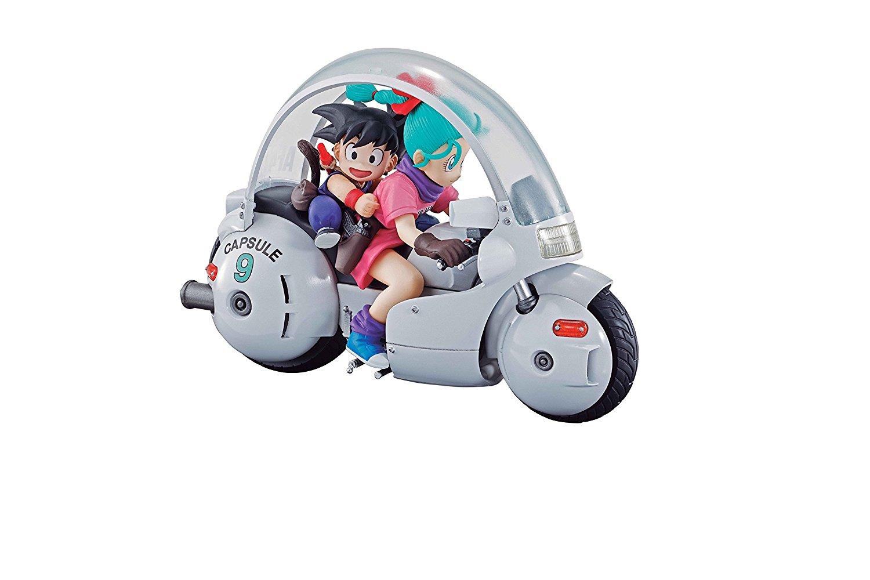 Figurines Bulma et Son Goku – Dragon Ball