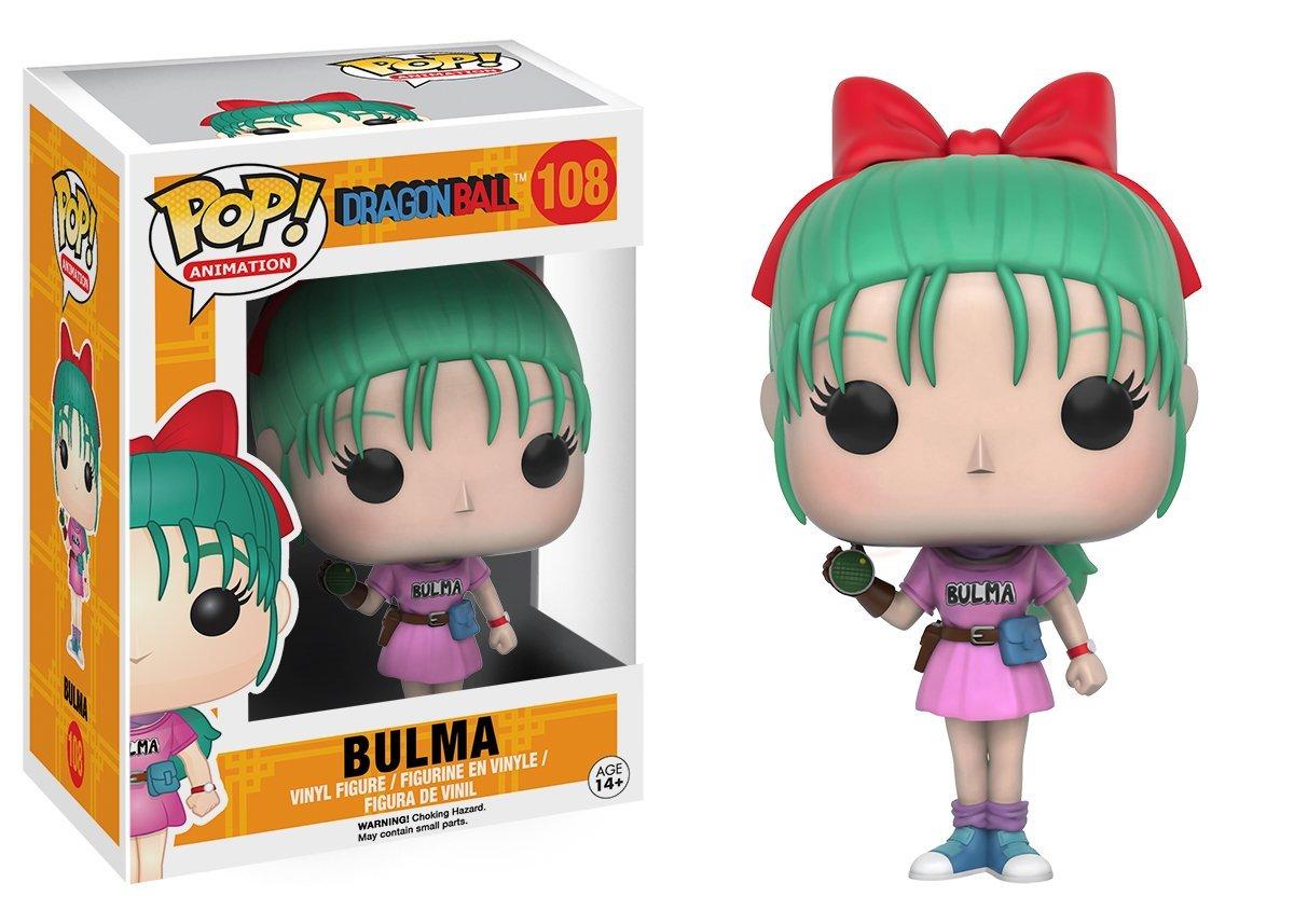 Figurine Funko Pop Bulma – Dragon Ball